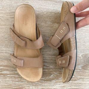 Clark's Leather Sandal